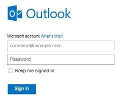 www.outlook.com Login | Sign Up On Outlook | Outlook.com Sign In