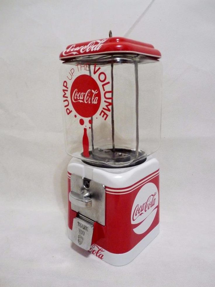Collectible Gumball Machines eBay