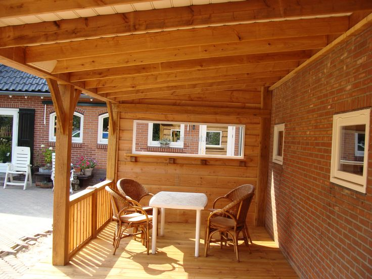46.houten balustrades