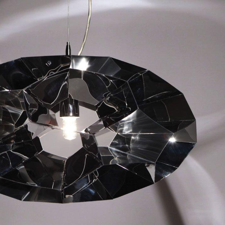 Inspirational stardust modern design Viso Diamond Modern Pendant Lamp
