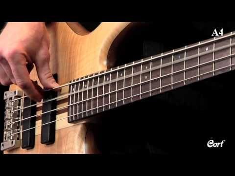 Cort A4 Bass - Action Series