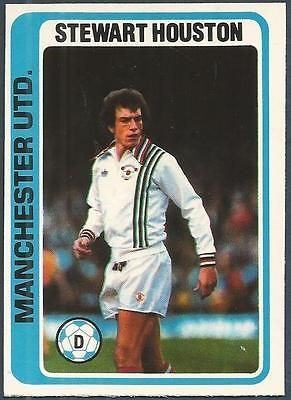 #Topps 1979 footballers ##081-manchester united-brentford-chelsea-stewart #housto,  View more on the LINK: http://www.zeppy.io/product/gb/2/172422478550/