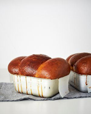 Claire Ptak's brioche loaf and bread pudding recipes
