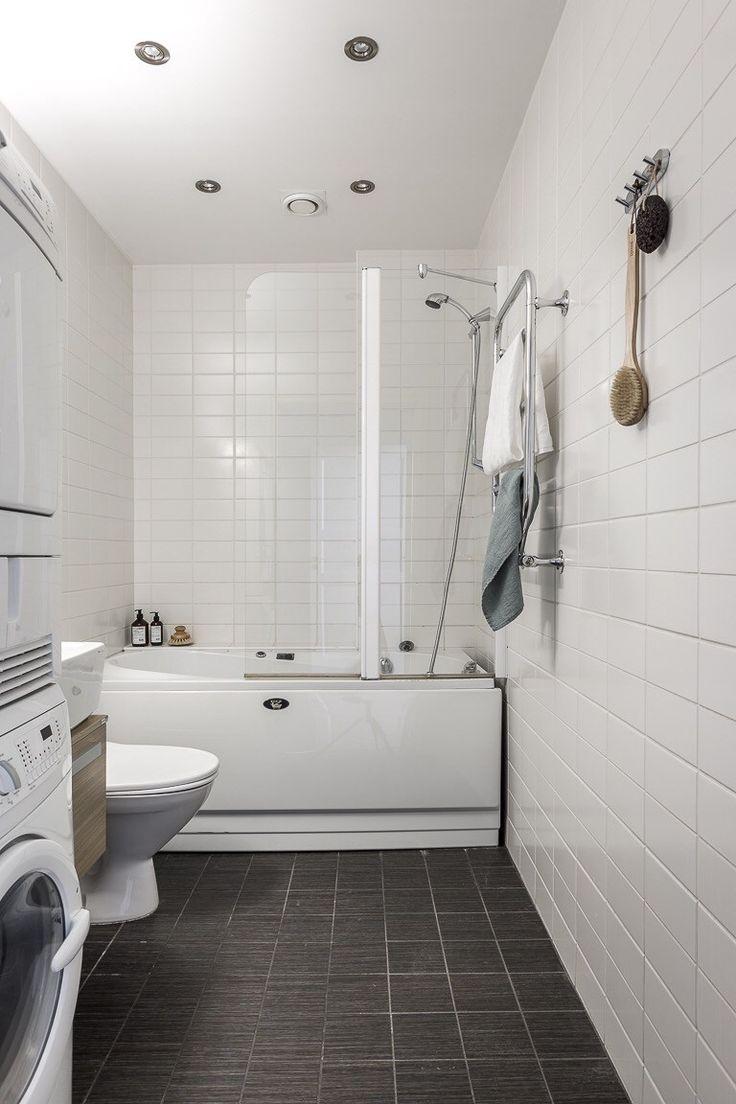 ванная комната джакузи плитка стиральная сушильная машина