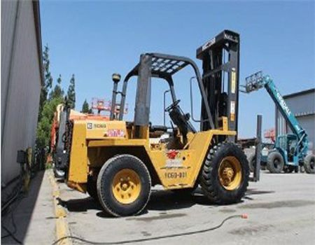 Find Used 1997 #Caterpillar RC60 #Forklift in Machesney @ http://www.hifimachinery.com