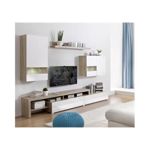 25 best ideas about meuble tv mural on pinterest meuble for Meuble mural tv ikea