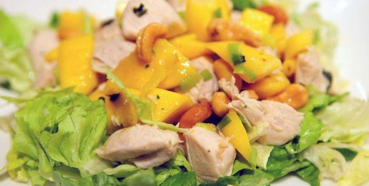 Kip met mango en cashewnoten Door Sven, 14 maart 2013