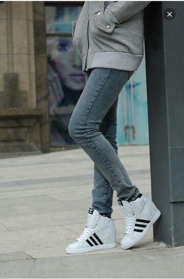 Adidas wedge ADIDAS Women's Shoes - http://amzn.to/2iYiMFQ