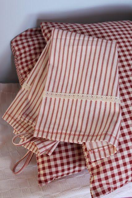 magiczny dom: Ręczniki kuchenne
