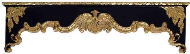 Old World cornice.  Custom cornices DesignNashville.com shipping world wide. message us for designs