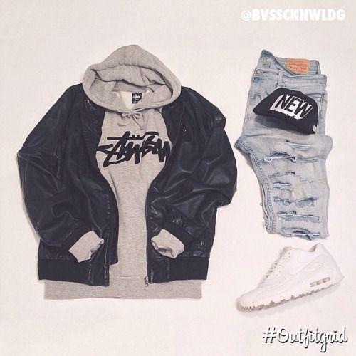 Different jeans but I'd wear it