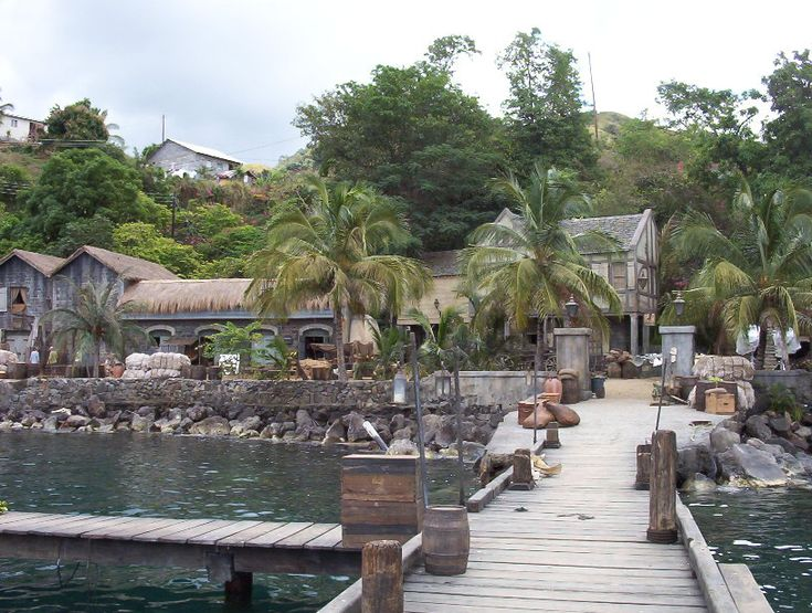 Wallilabou Anchorage Bar And Restaurant Wallilabou Bay St Vincent