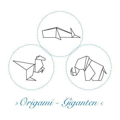 Korkstempel ›Origami – Giganten‹ - S.W.W.S.W.