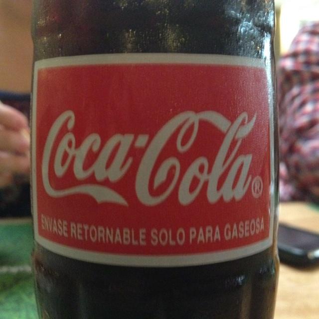 Coca cola -wok