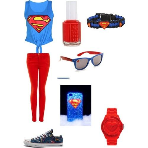 superman outfit
