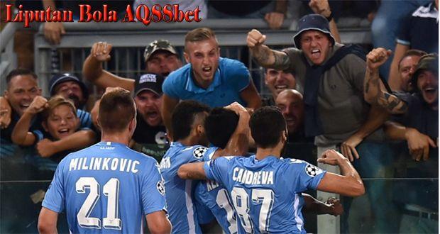 Berita Bola - Modal Berharga Lazio di Kandang Sendiri