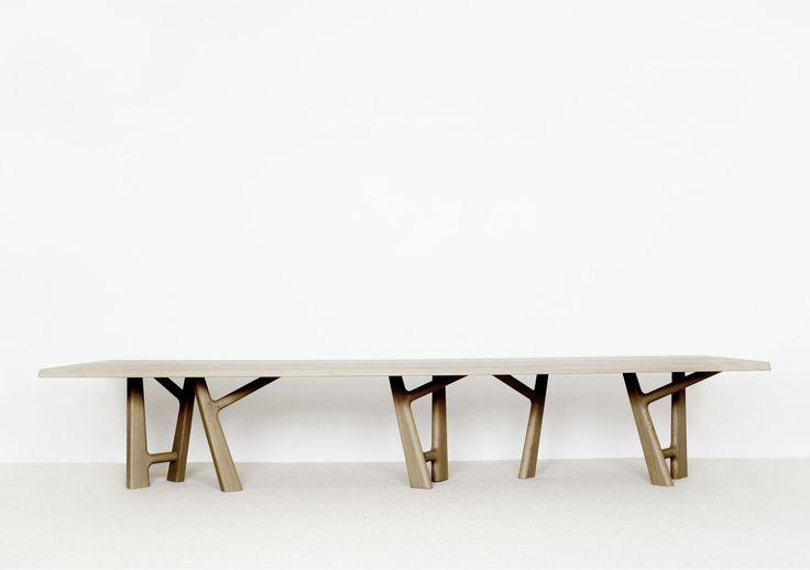 Table Ybu - Christophe Delcourt