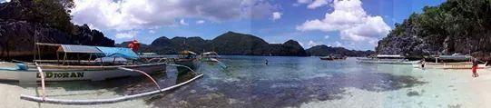 Caramoan Island in Camarines Sur Philippines!!