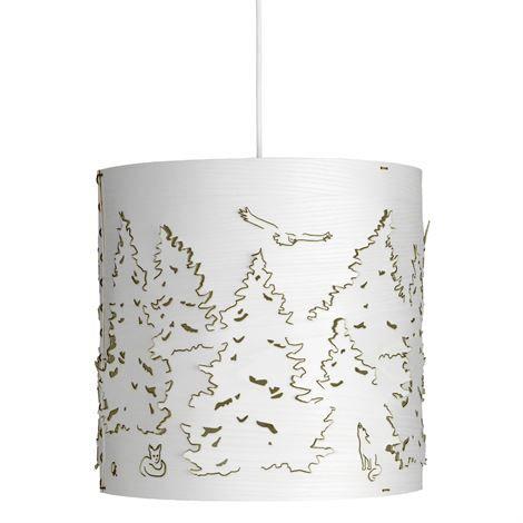 Lamp: Norwegian Forest  Pendel Designer: Chatrine Kullberg Leverandør: Northern Lighting År: