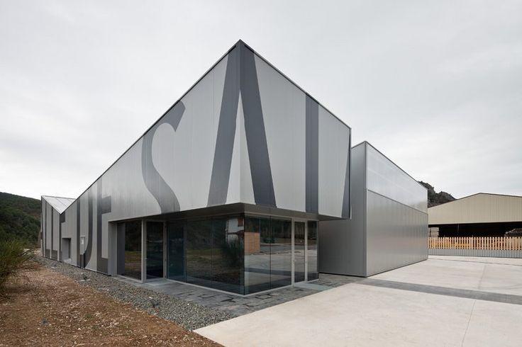 Centro Polivalente Valle de Salazár, Iciz. Navarra -Gutiérrez-delafuente Arquitectos