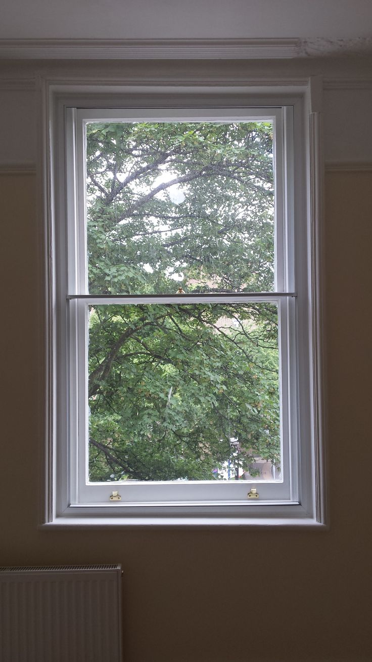 Secondary Glazing For Sash Windows - Thermal & Acoustic Insulation
