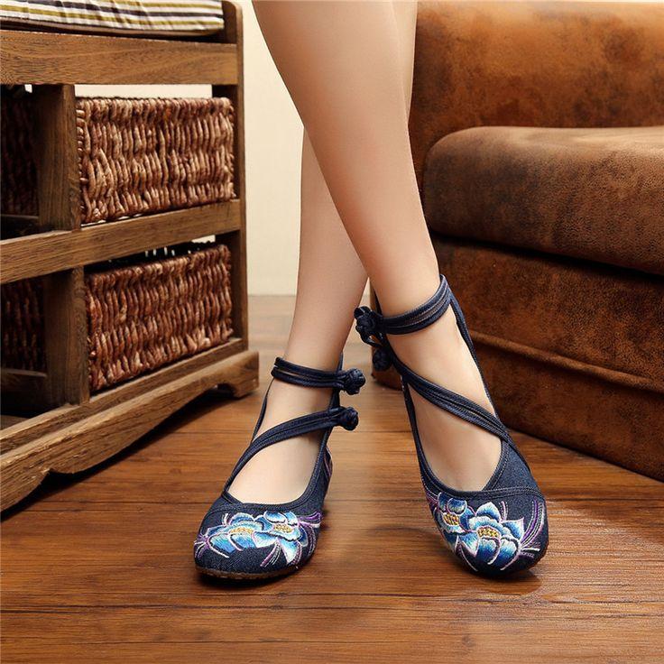 Ucuz Moda Bahar kadın Ayakkabı Çin Casual Flats Kadınlar Için Çiçek Işlemeli Mary Janes Bez Yürüyüş Ayakkabıları Mavi Artı Boyutu 41, Satın Kalite kadın daireler doğrudan Çin Tedarikçilerden:    moda Bahar kadın Ayakkabı Çin Casual Flats Kadınlar Için Çiçek Işlemeli Mary Janes Bez Yürüyüş Ayakkabıları Mavi Artı