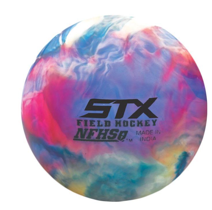 STX Field Hockey Ball Rainbow
