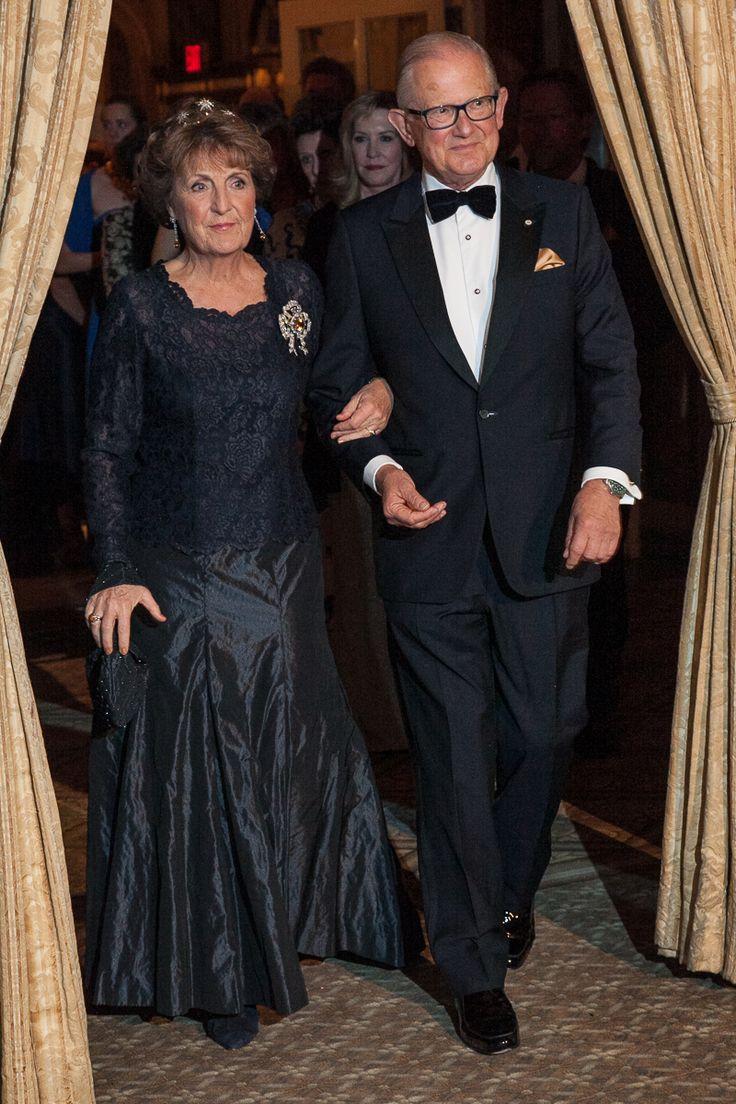 Prinses Margriet op het Peter Stuyvesant Ball in New York | ModekoninginMaxima.nl  21-11-2014