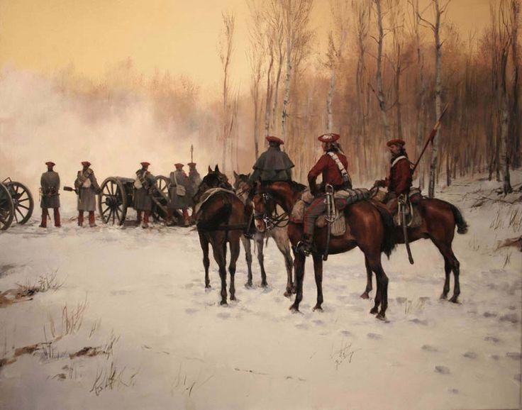 Artillería carlista, 1839.Crónicas24 - Todas las batallas de Augusto Ferrer-Dalmau