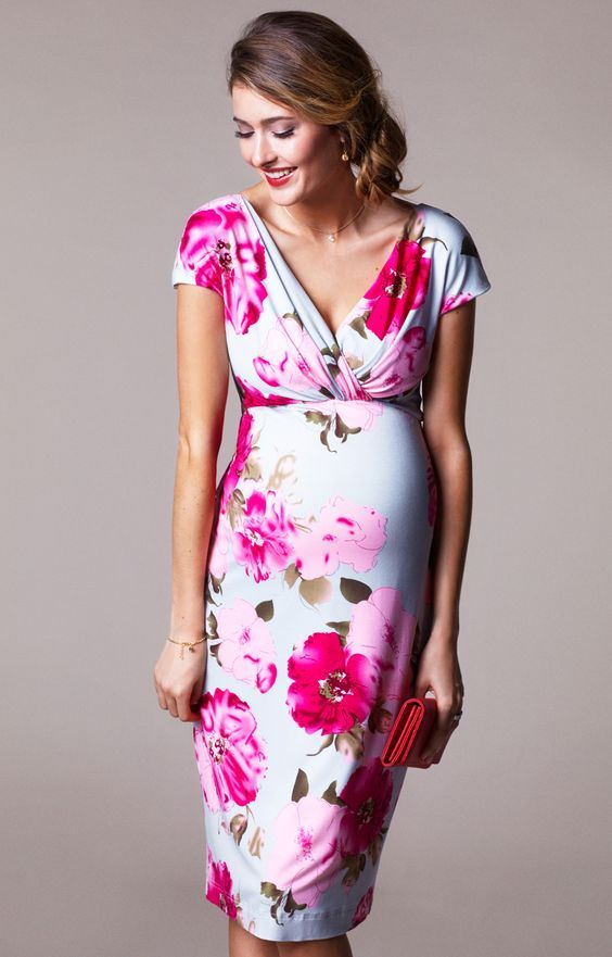Cute Maternity Shift Dress | Nursing Clothes | Maternity Tops | Maternity Dresses | Nursing Clothing | #maternity #nursing #clothes #pregnancy #babybump #maternitysale | SHOP @ NursingClothes.com