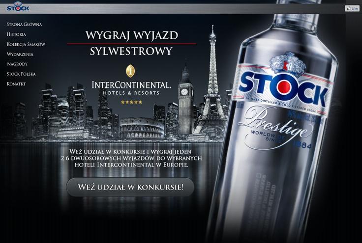 New web design for Stock Polska