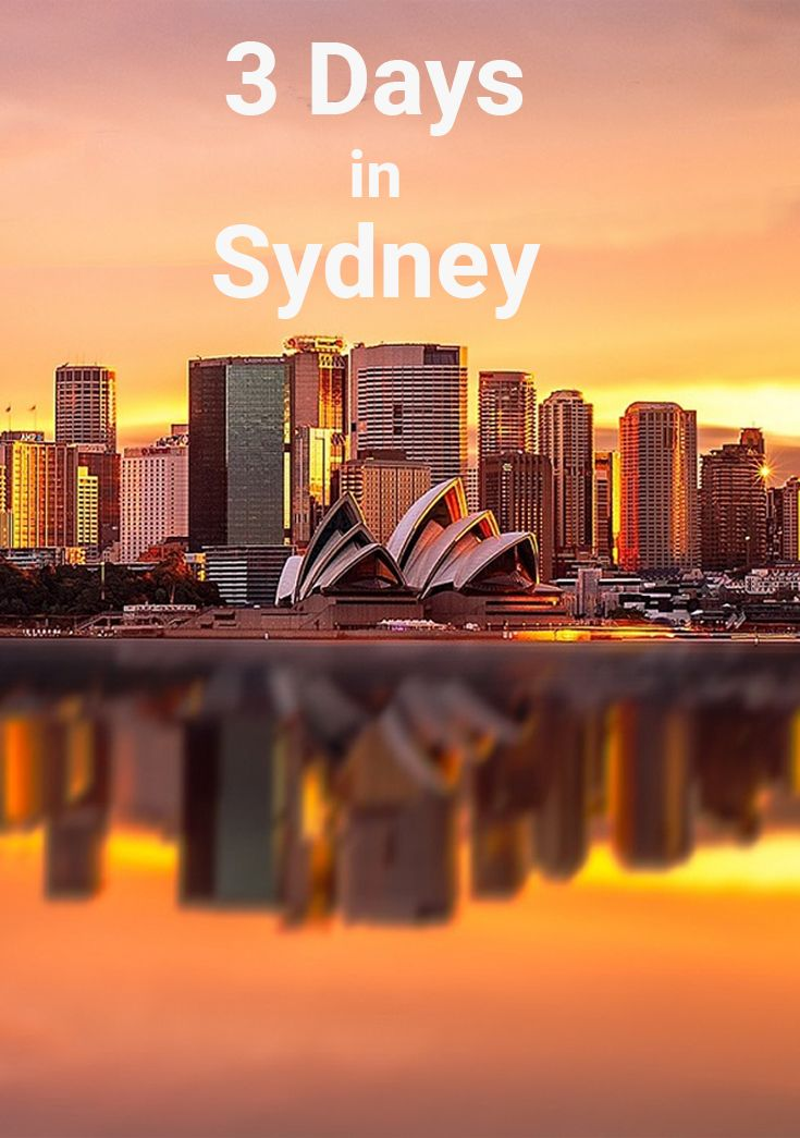 A visit to Australia isn't complete until you've visited Sydney and its world famous attractions. From scenic harbor views, to spectacular wildlife, and some of the world's best beaches, this city has it all and this 3 Day Guide helps you navigate how best to experience it.