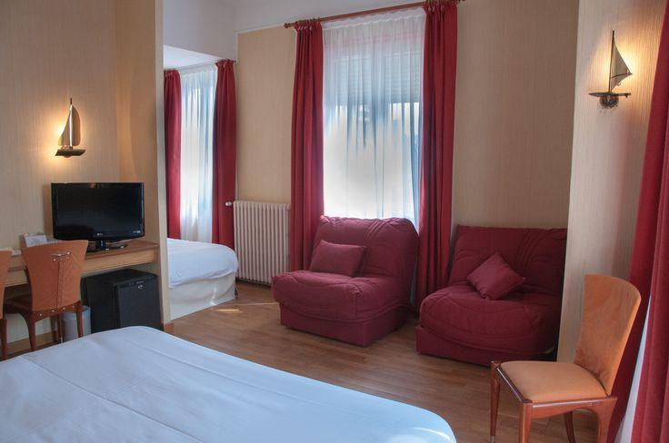Chambre familiale 5 personnes standard à Saint- Malo