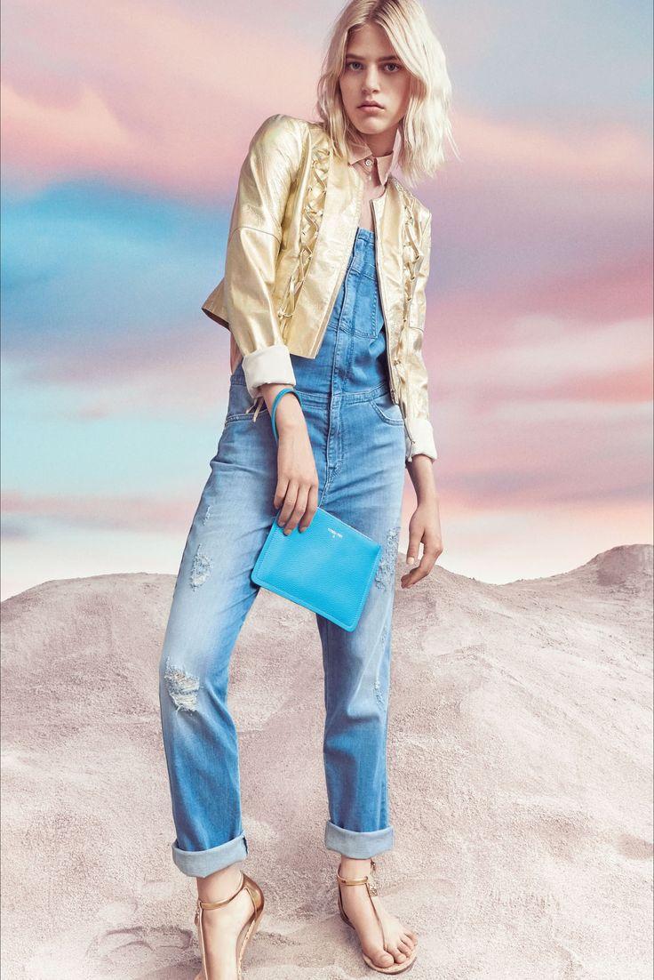 Sfilata Patrizia Pepe Milano - Collezioni Primavera Estate 2017 - Vogue