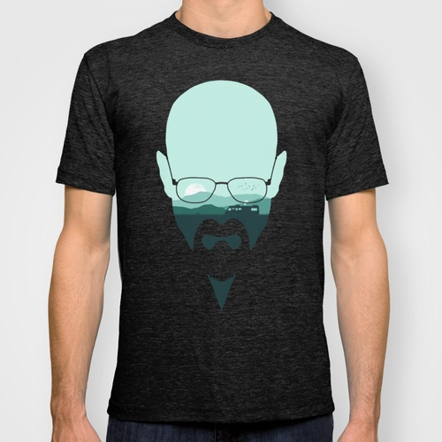 Heisenberg T-shirt By Filiskun #Tee