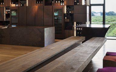 Wine Tasting Room, Prata di Pordenone, 2014 - Alessandro Isola Studio