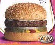 Maman Burger   A&W