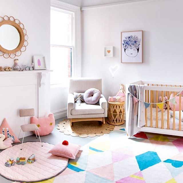 Nursery Décor For The Grown Ups: 25+ Best Ideas About Nursery Set Up On Pinterest