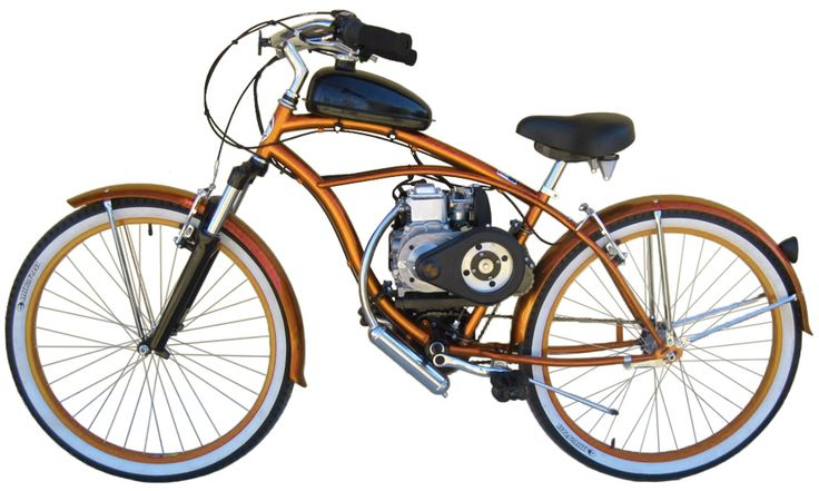 Bicycle Engine Kits and Accessories