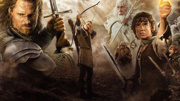 The Lord Of The Rings: Trilogy
