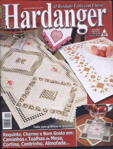 Hardanger Yarana - nº 6 - Ariadne Martins - Album Web Picasa