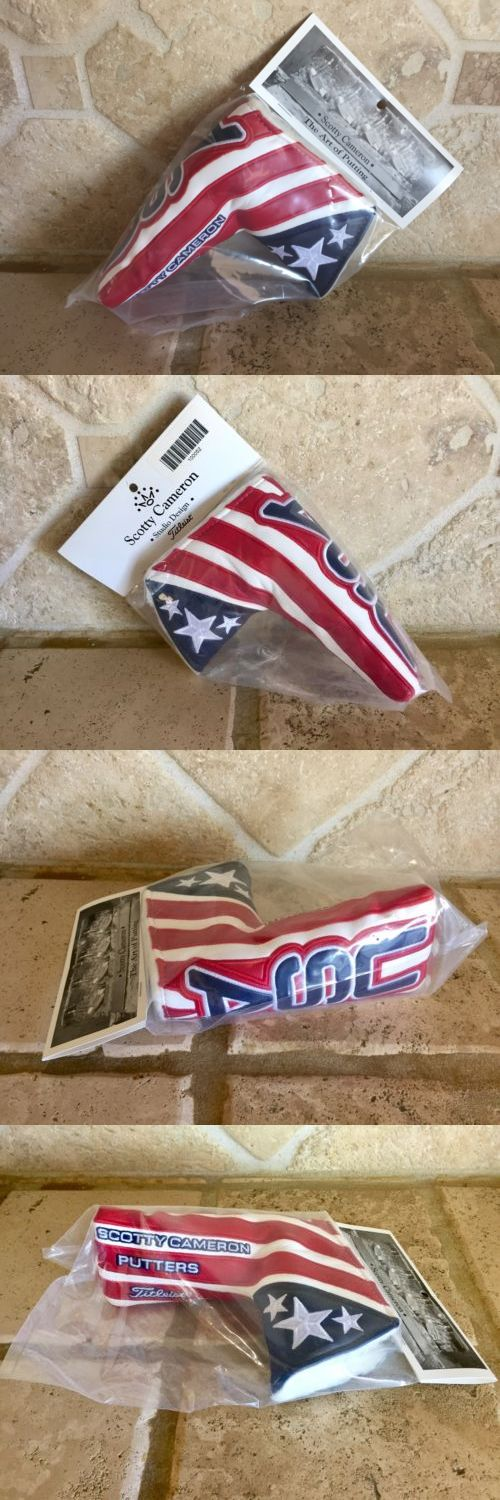 Club Head Covers 18930: Scotty Cameron Ryder Cup Stars And Stripes Usa Head Cover Brand New -> BUY IT NOW ONLY: $129.99 on eBay!
