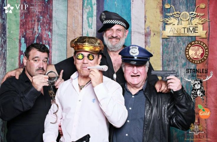 Photo booths are such fun and our launch was no exception. VIP-Photo Booth