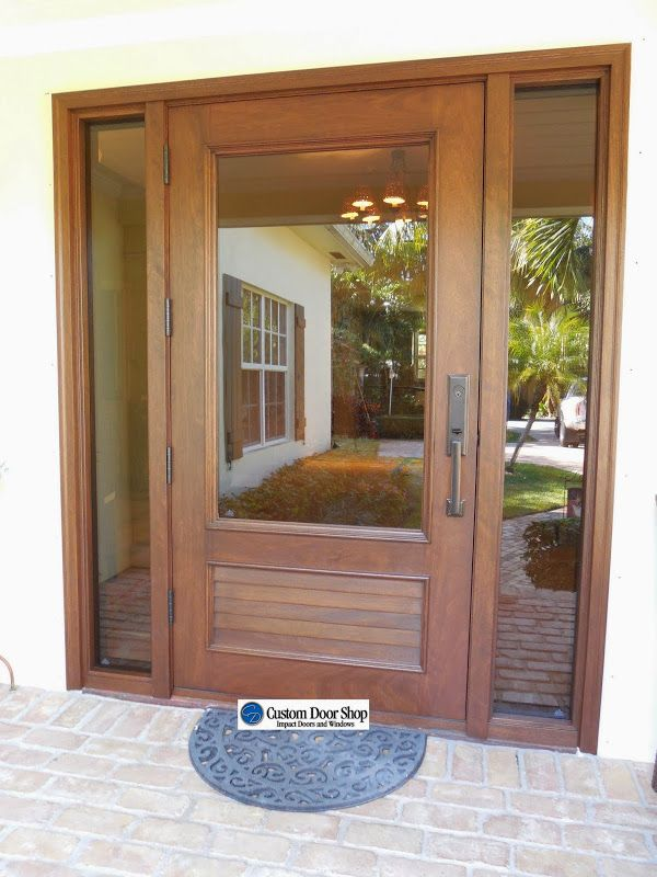 Fresh Impact Entry Doors Miami