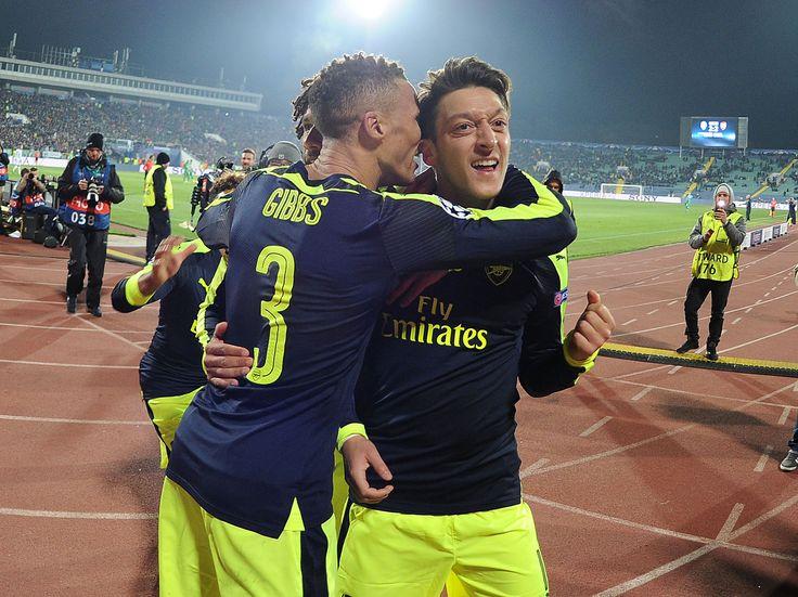 @TheArsenal #Gunners #Arsenal #Ozil #9ine