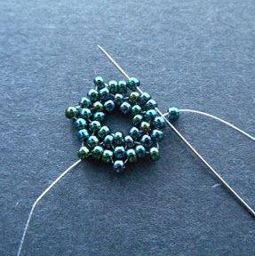 Inspirational Beading: Peyote Stitch Master Class: Circular Peyote