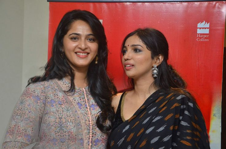 Anushka Shetty at The Dance of Durga-Book-Launch