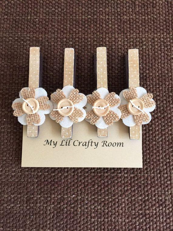 Decorative Magnets Set of 4