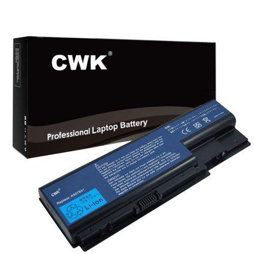 CWK® New Replacement Laptop Notebook Battery for Acer Aspire 5330 5715Z 5720G 5739G 6530 6930G 6935G 7520Z Gateway NV73 NV74 NV78 NV79 AS07B41 AS07B31 AS07B32 AS07B32 AS07B31 Acer Aspire 7736G 5310 5315 6920G 8930G 5910G 5720G 5220 5230 5235 5300 5310 5315 5320 5330 5520 6930 6920 5530 5530G 5710 5710G 5710Z 5710ZG 5940G 5715 5715Z 5720 5720G 5720Z 5720ZG 5730 6935G 5730Z 5730ZG 6935 5739 5739G 5910G 5920 5920G 5930 5930G 5935 5940 6530 - http://www.homeandofficeproducts.com