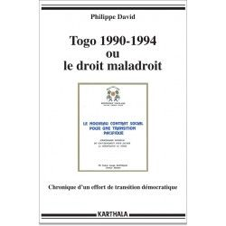 This book provides an overview of Togo's failed attempt at democratisation in the early 1990s.